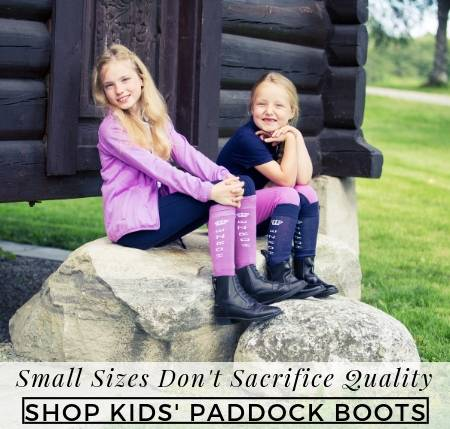 Kids' Paddock Boots