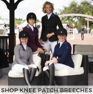 Shop Knee Patch Breeches