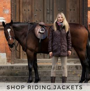 Shop Riding Jackets