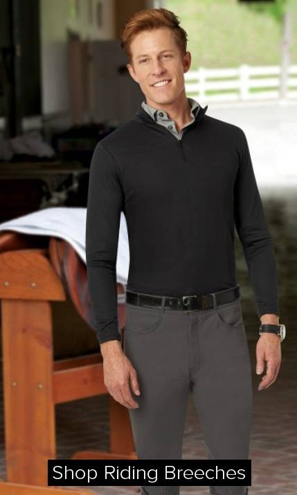 Mens Riding Breeches