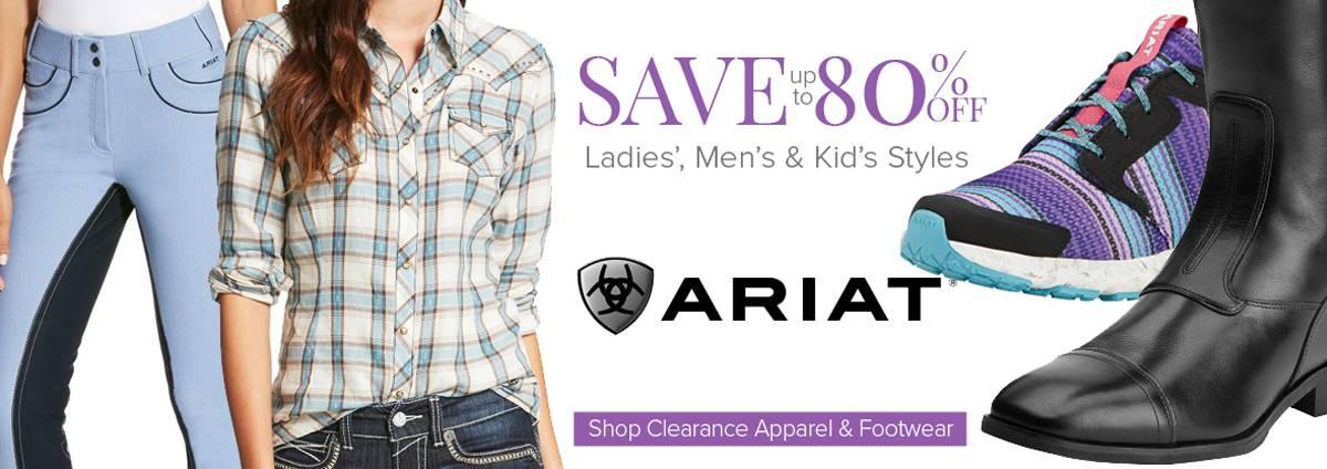 Ariat Sales