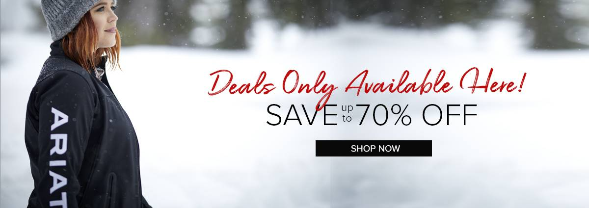 Shop Our Ariat Clearance